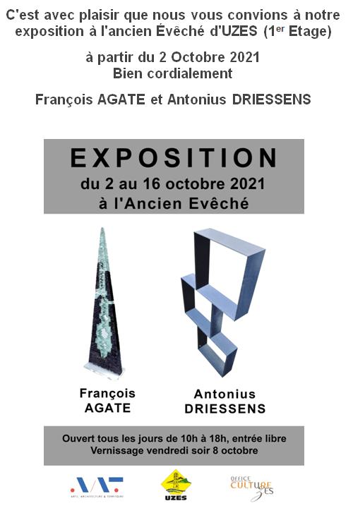 exposition sculptures marbre françois agate